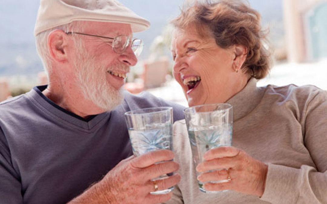 Cuidados na hidratação dos idosos